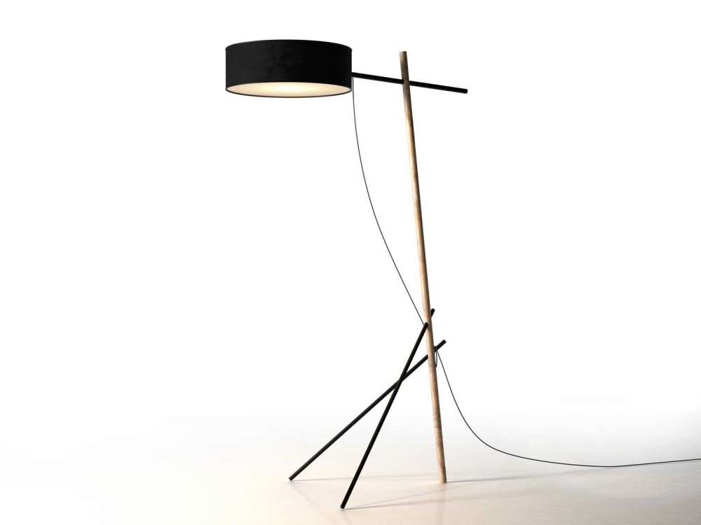 Excel Floor Lamp 3d model