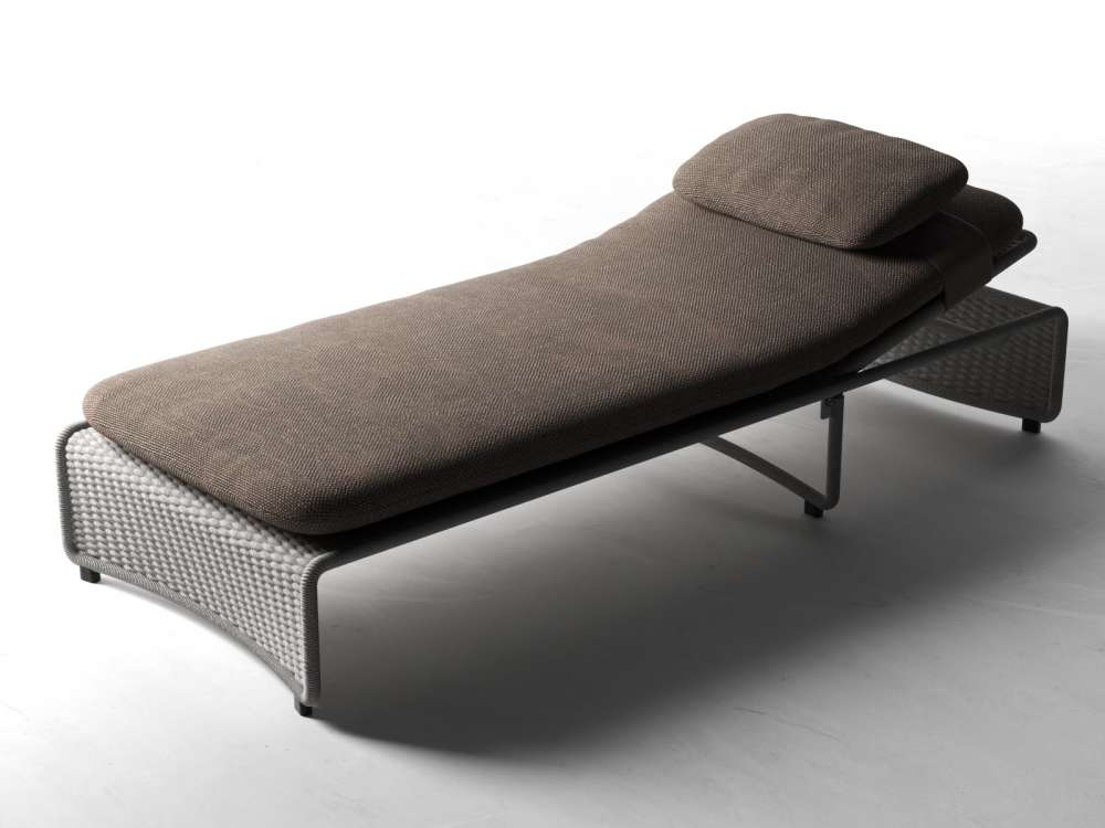 Halley Daybed with Reclining Back 3d model