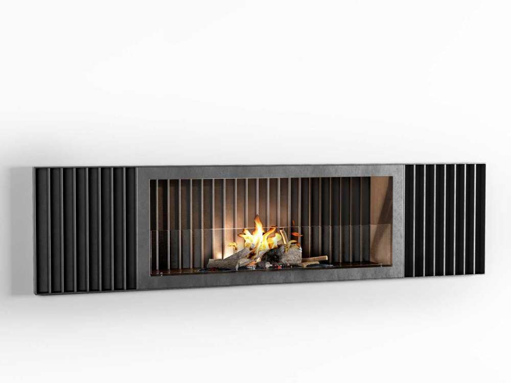 Piet Boon Fireplace 3d model