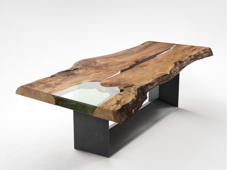 Cube table for Table riva but
