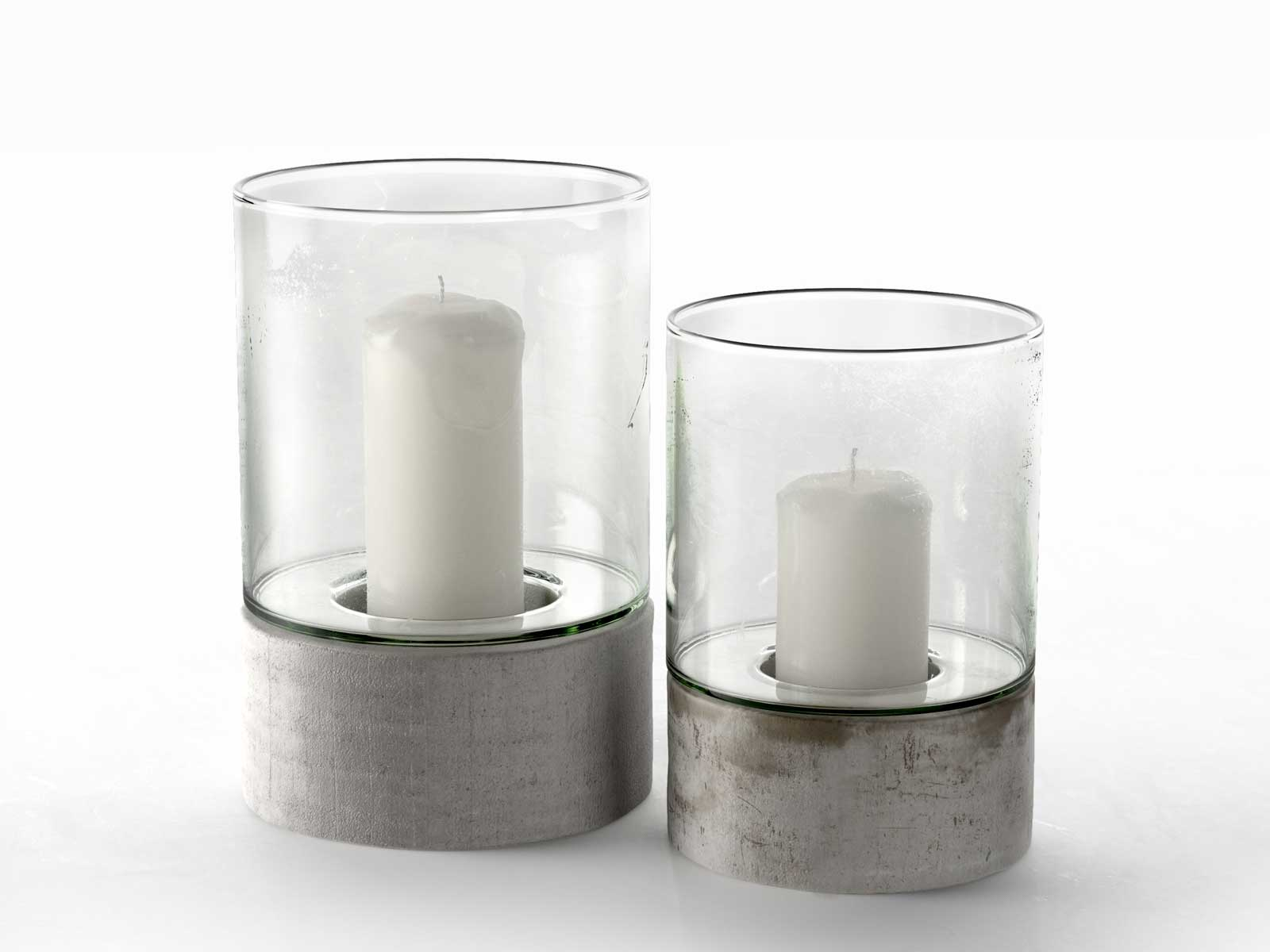 hurricane candle holders - contemporary hurricane candle holders