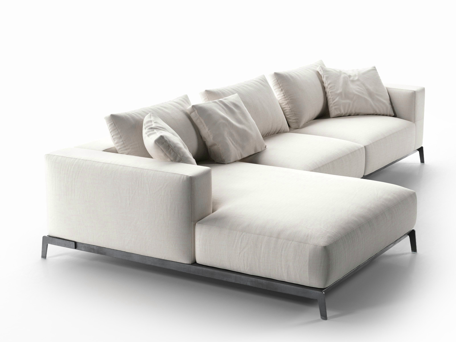 Ettore sofa for Sofa 3d model