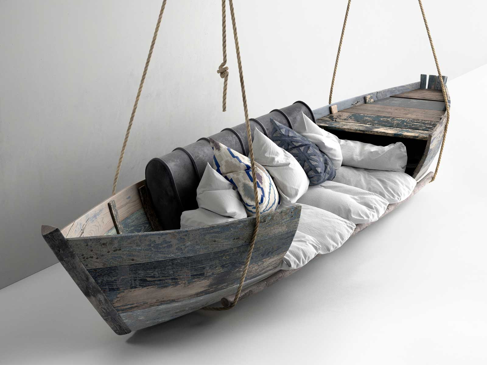 Superb Boat Sofa